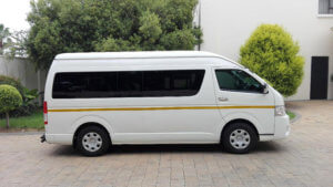 Toyota Quantum group Transportation South Africa- shuttle service