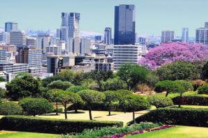 South Africa Tours - Pretoria City