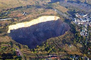South Africa Tours - Culinan Diamond Mine
